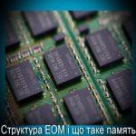 Структура ЕОМ і що таке память компютера
