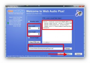 web audio 5
